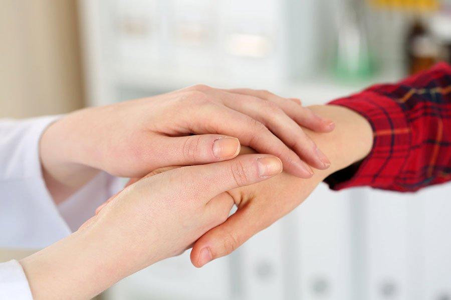 حالات شفيت من التصلب اللويحي المُتعدّد - رسالة شكر من مريضة فلسطينية