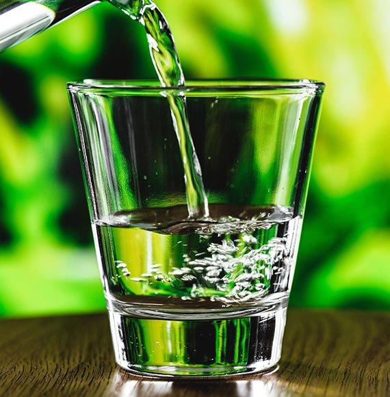 ضرورة الماء للعلاج