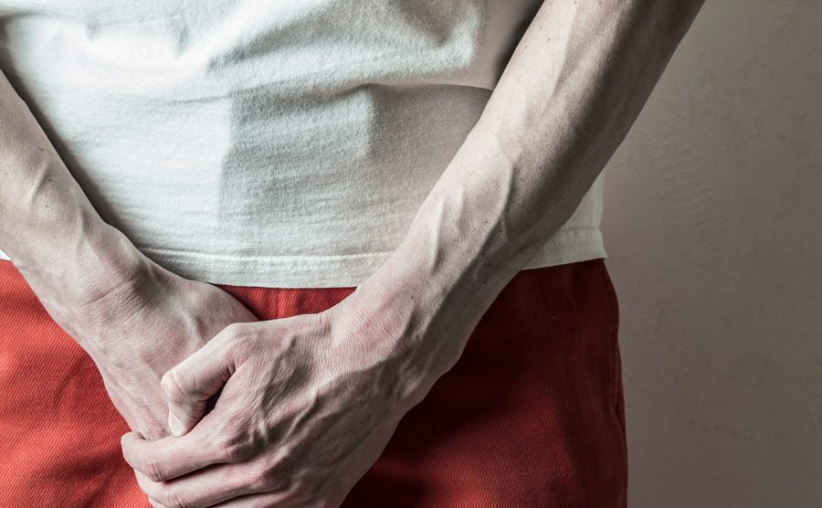 فيروس الهربس التناسلي عند الرجال