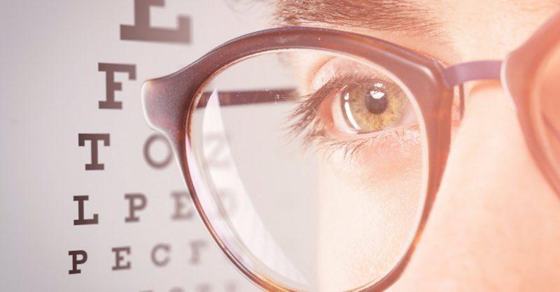 اضطرابات الرؤية والتصلب اللويحي