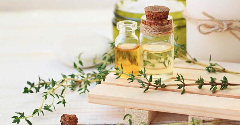 زيوت عطرية فعالة لعلاج الهربس الفموي