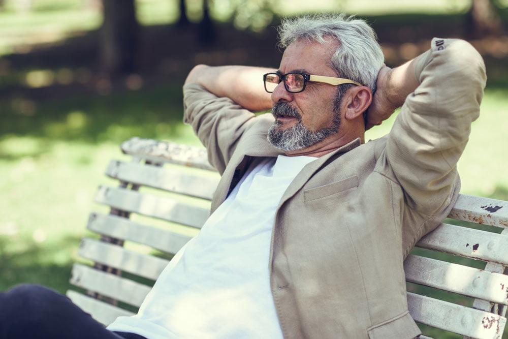 تحسن ملحوظ في حالة السيد مهدي بعد معاناة طويلة من أوجاع التهاب المفاصل