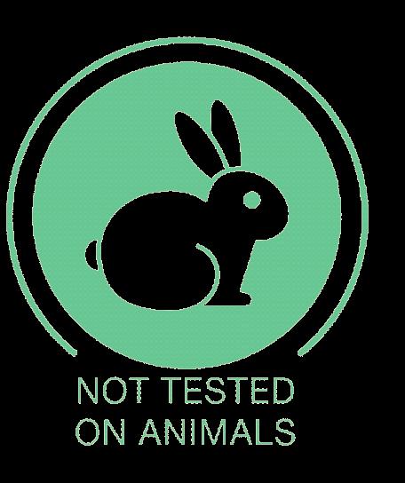 منتجاتنا صديقة للبيئة ولا يتم تجربتها على الحيوانات