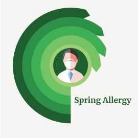 Treatment for Spring Allergy
