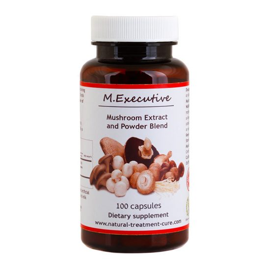 mushroom powder for immunity