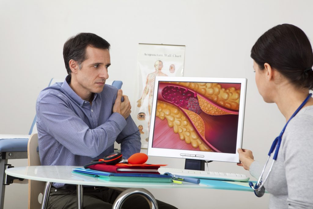Causes for Hypercholesterolemia and Possible Symptoms
