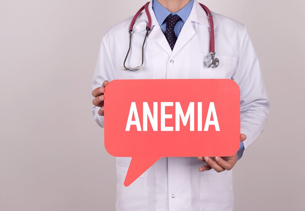 Causes for Anemia and Possible Symptoms