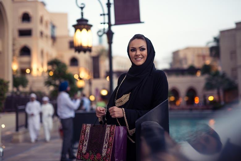A Bahraini Woman Recovered from Breast Cancer