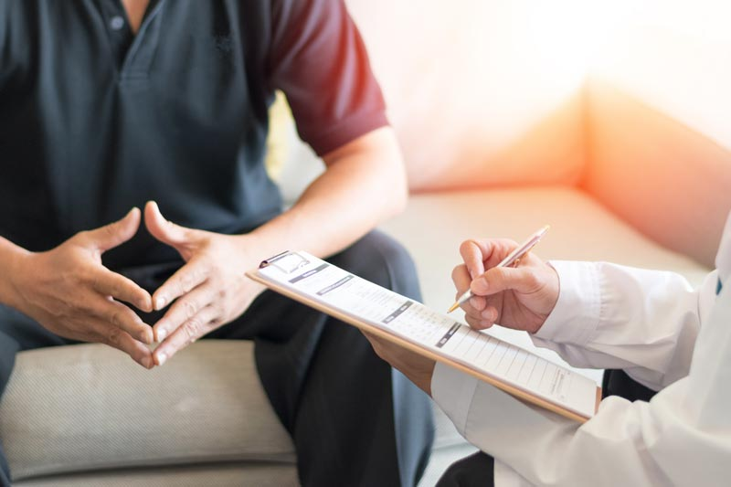 Causes for Infertility in Men and Possible Symptoms