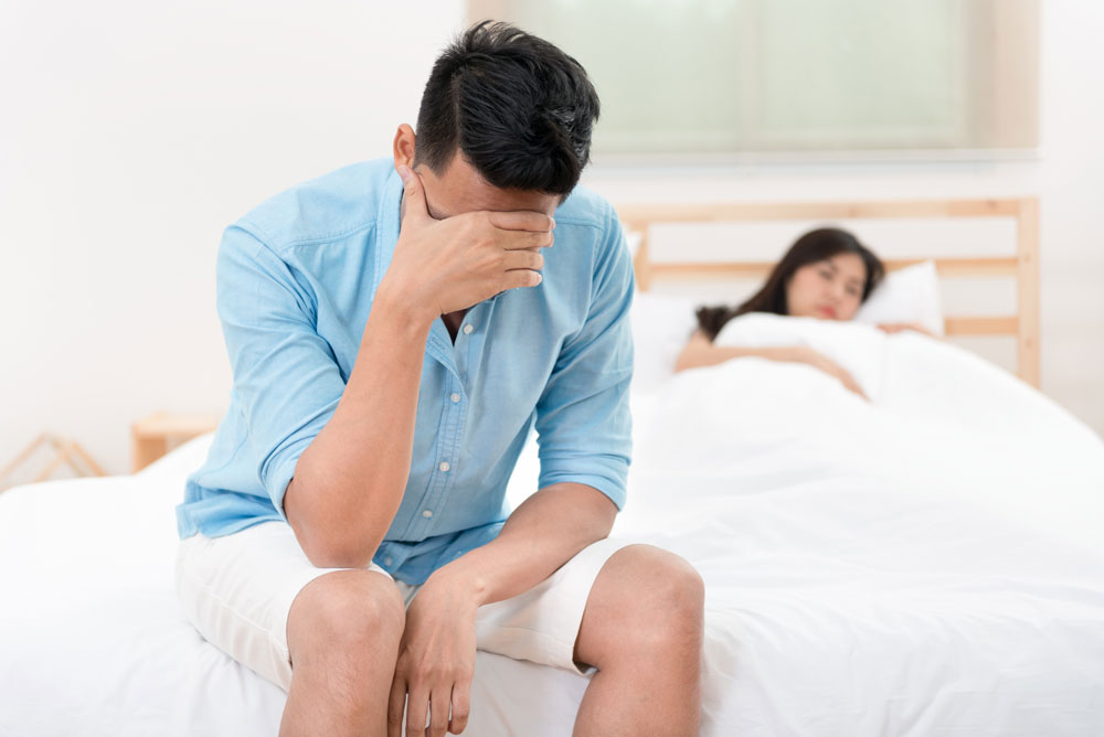 Causes for Inhibited Sexual Desire in Men and Possible Symptoms