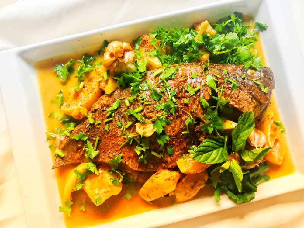 How to Prepare Tilapia Fish for Cancer Patients