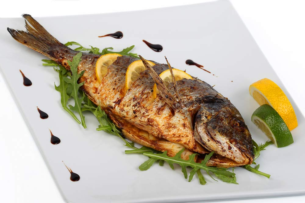 Grilled Tilapia for Women with Endometriosis