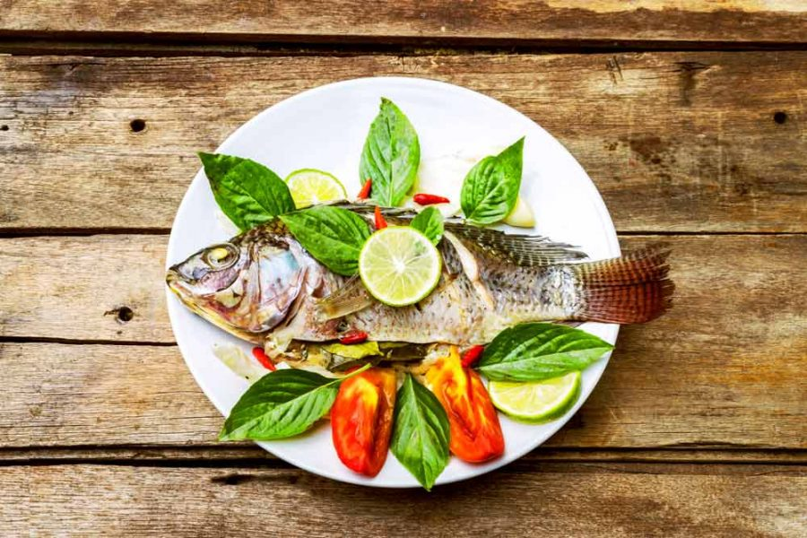 Tilapia Fish Help with MS
