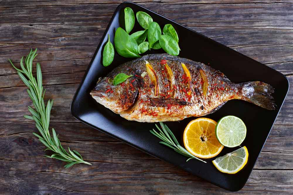 A Fish Recipe for Women with Polycystic Ovaries