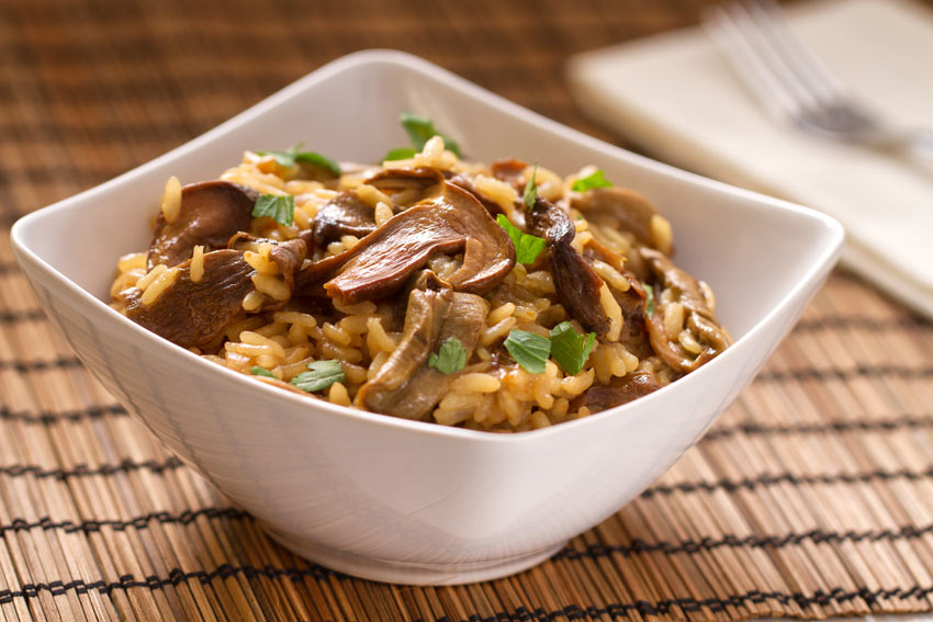 Brown Rice with Vegetables- A New Delicious Recipe for Parkinson's Patients