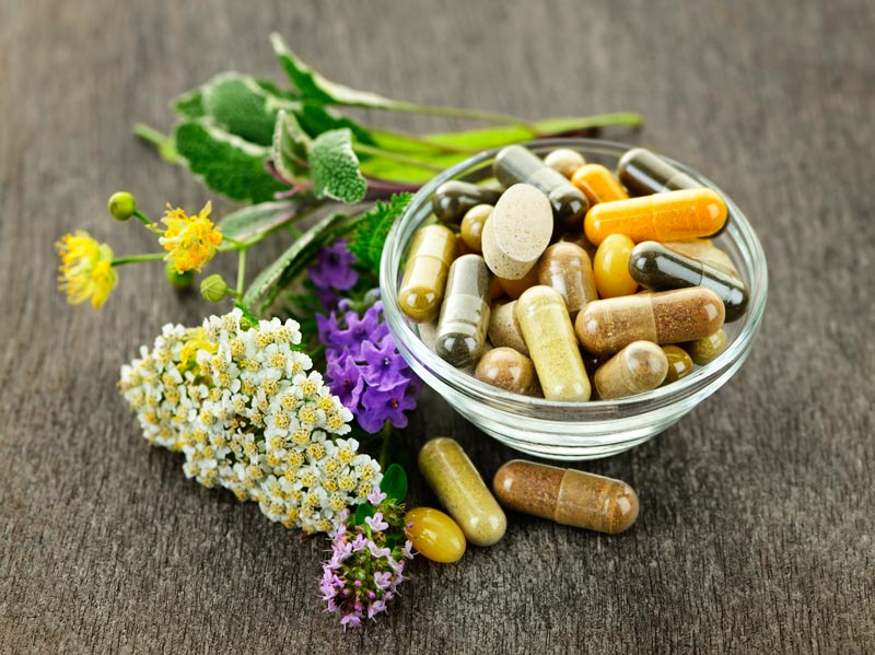 Treating Cancer with Herbal Supplements