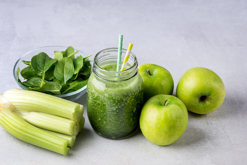 Fresh Celery Juice for Your Delight