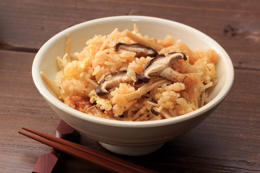 Recipes to Boost Fertility: Brown Rice with Mushrooms for Infertility in Men