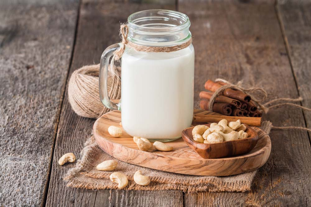 Cashew Milk for Diabetes Mellitus Patients