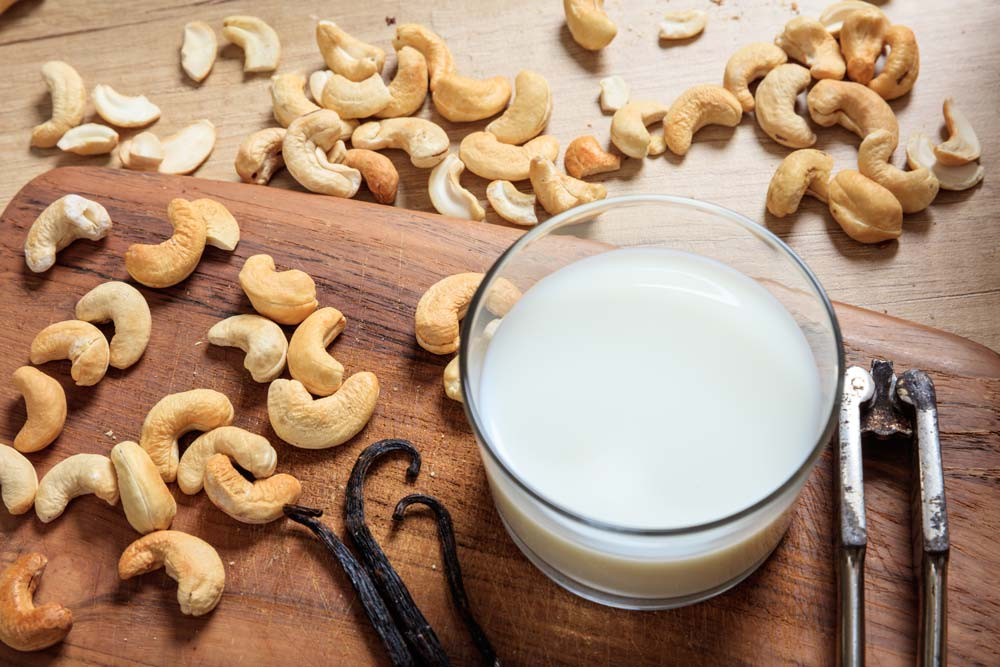 Cashew Milk for Infertility Patients: Its Natural Sweetness Makes It a Perfect Addition to Your Food