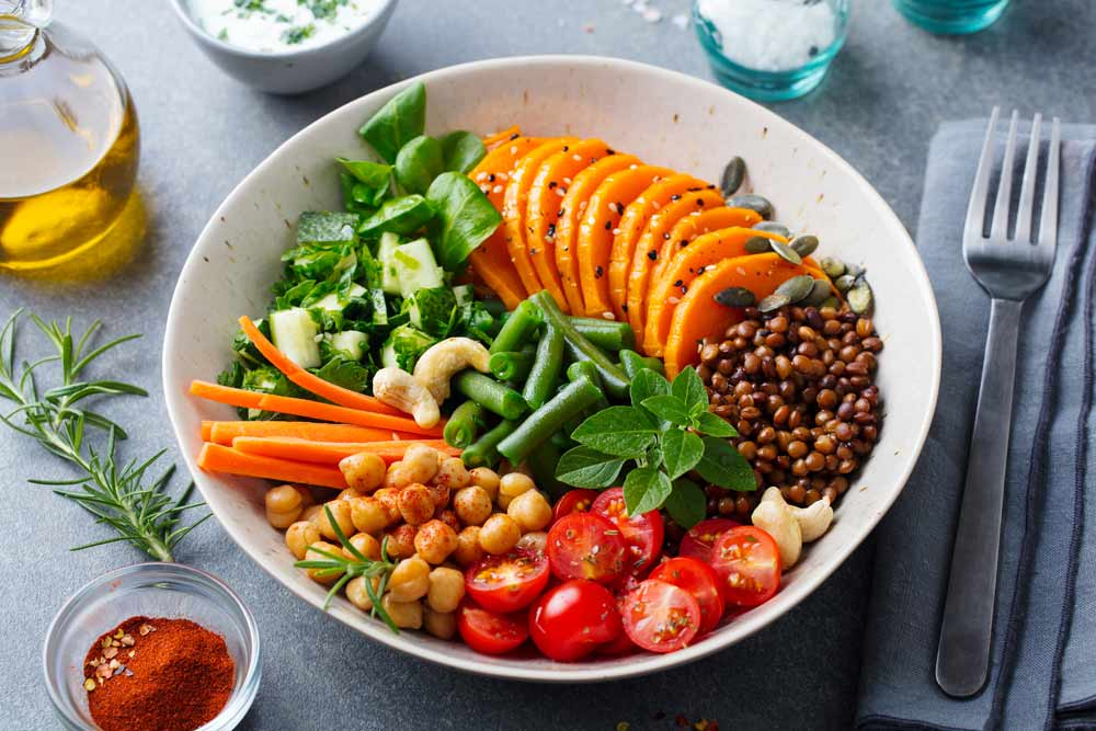 Chickpeas with Carrot and Cucumber for Depression- Diverse Ideas for a Healthy Breakfast