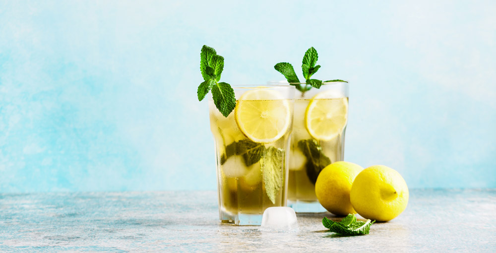 Green Tea Lemonade for Infertility in Men: Increasing Fertility Naturally