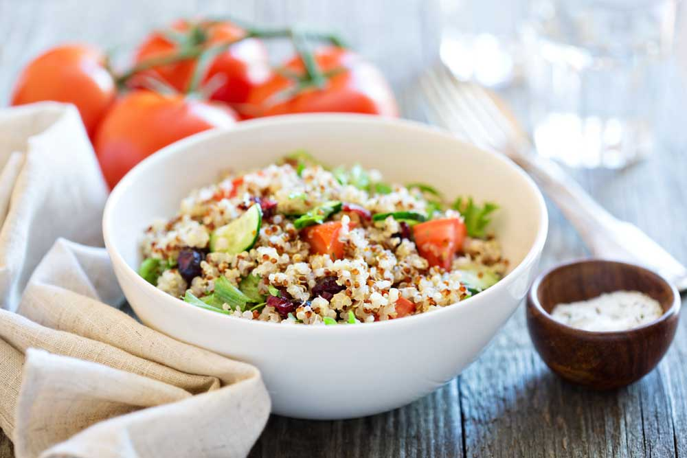 Quinoa and Beetroot Tabbouleh for Depression – A Healthy, Delicious Salad