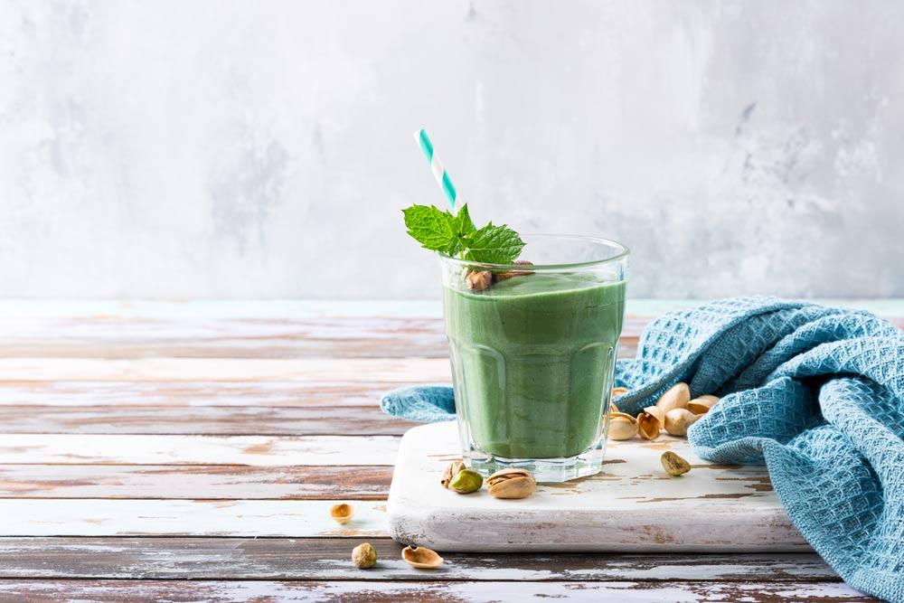 Warm Green Spirulina Drink- Make the Most of it