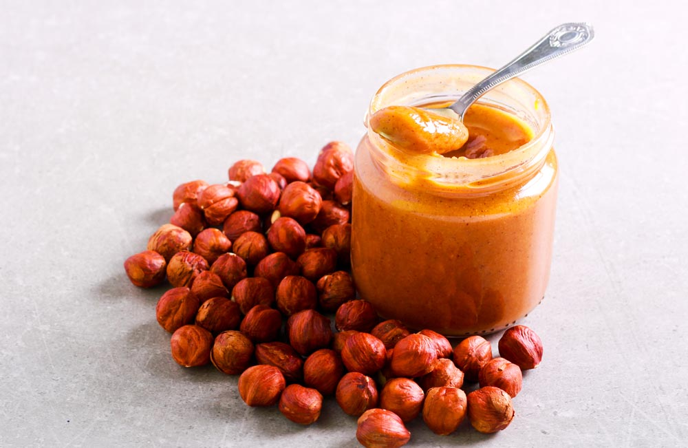 Hazelnut Cinnamon Butter for Diabetes Mellitus