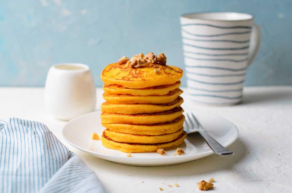 Carrot Pancakes for Male Infertility: A Healthy Breakfast