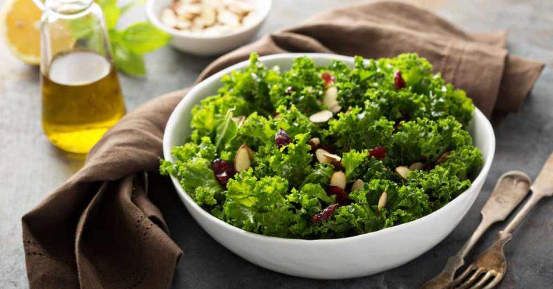 Lettuce Salad for Diabetes Patients