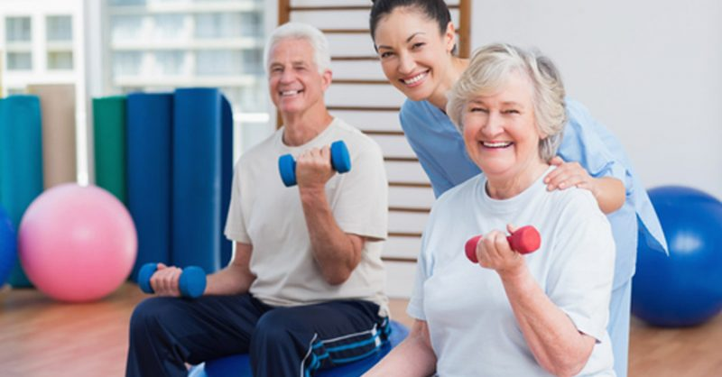 Physical and Occupational Therapy for PD