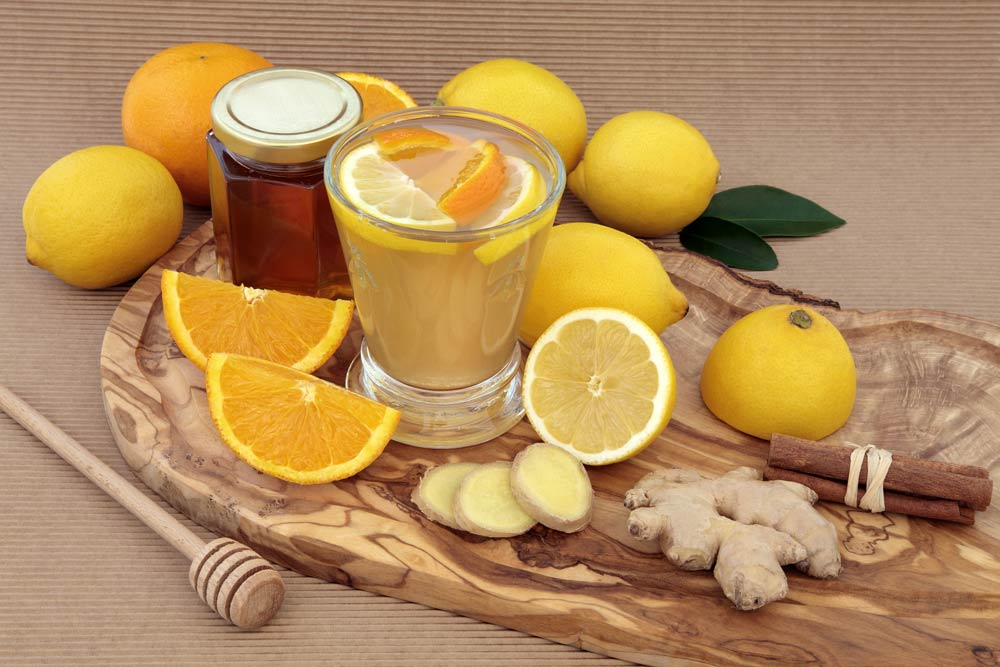Warm Ginger Drink for Infertility: A Fertility-Boosting Drink