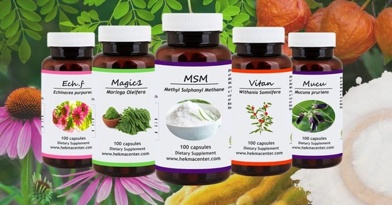 Best 5 Herbs and Products for Parkinson