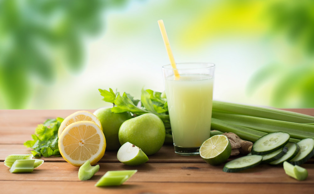 Green Juice Beneficial for Parkinson's Disease