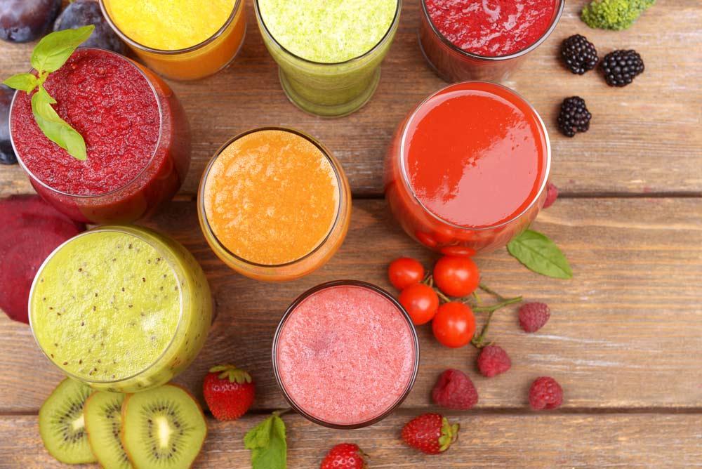 Healthy Juices for Parkinson's Disease