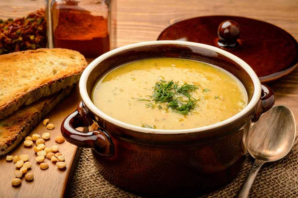 Lentil Soup for Boosting Sperm Count
