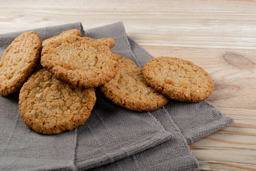 Oat Crackers for Multiple Sclerosis: A Healthy Snack