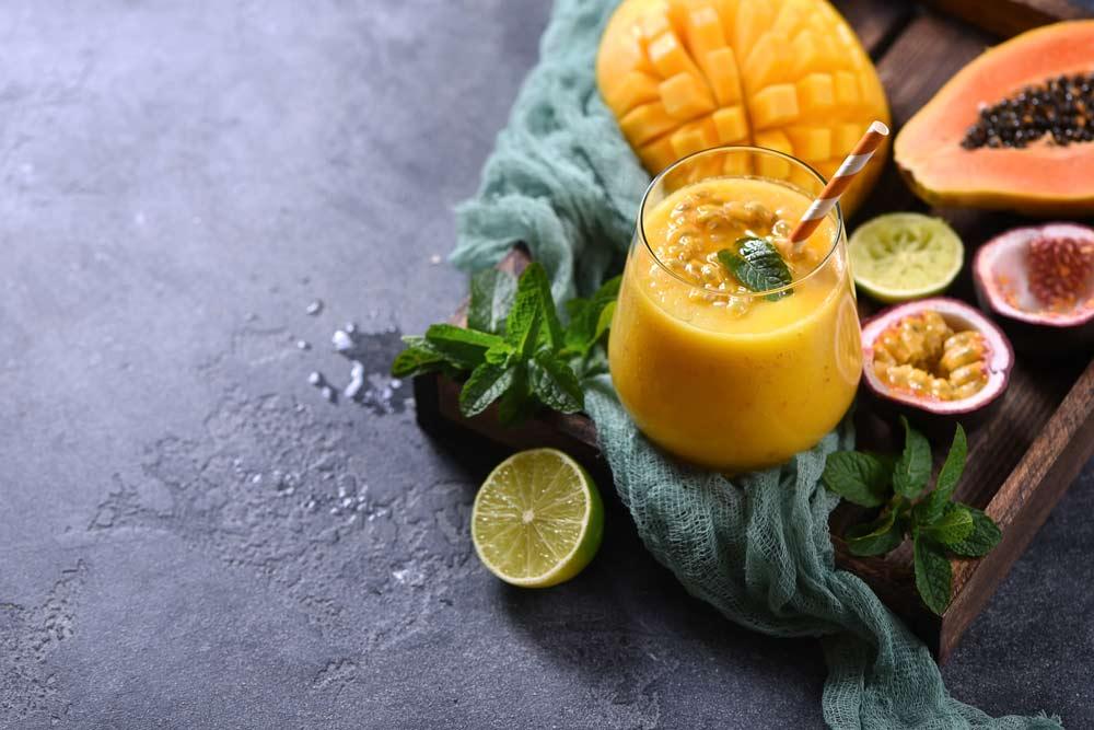 Papaya Pineapple Juice for Ulcerative Colitis
