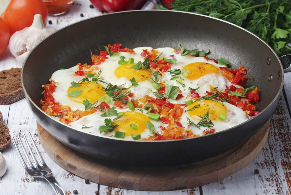 Shakshuka for Patients with HSV: A Dish for Immunity