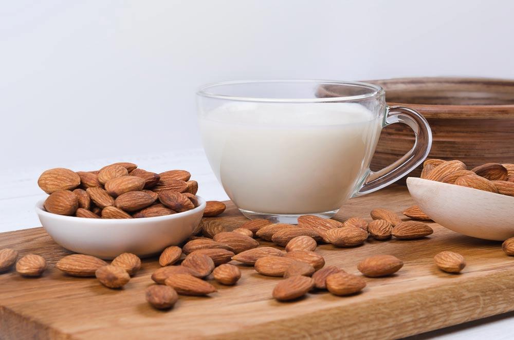 Almond Milk for Underactive Thyroid