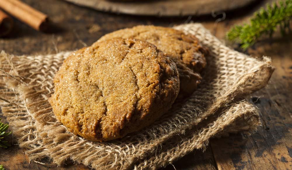 Cinnamon Ginger Biscuits for Endometriosis
