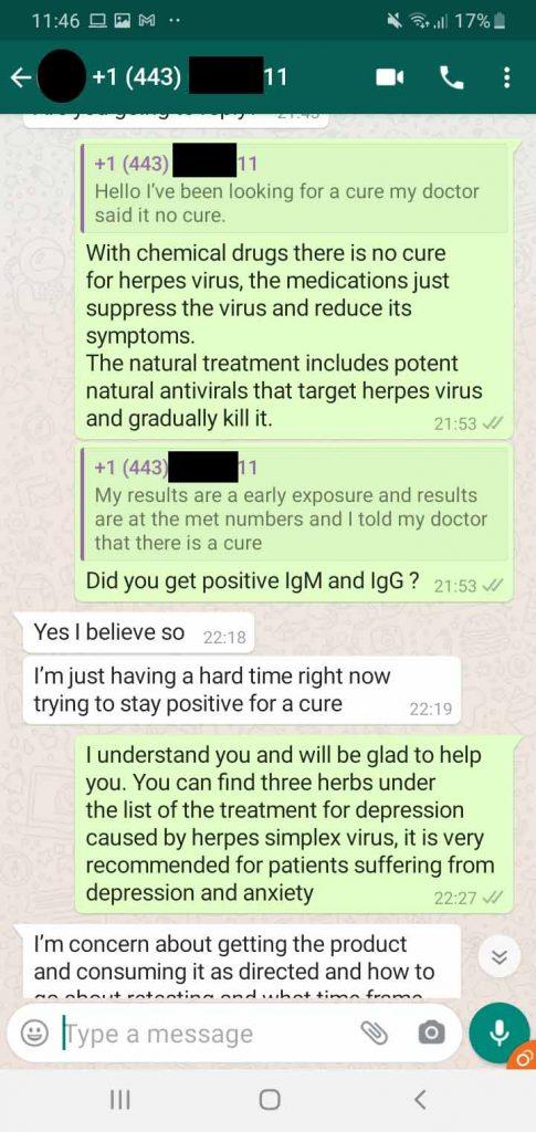 Completely Overcoming Genital Herpes