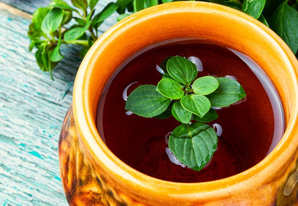 Fight Hypothyroidism with Marjoram Tea