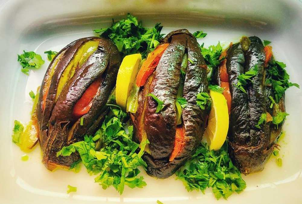 Grilled Eggplant Beneficial for Leiomyoma