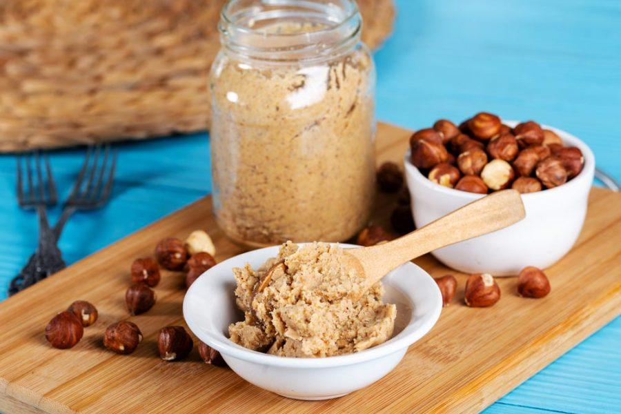 Hazelnut Butter for Underactive Thyroid
