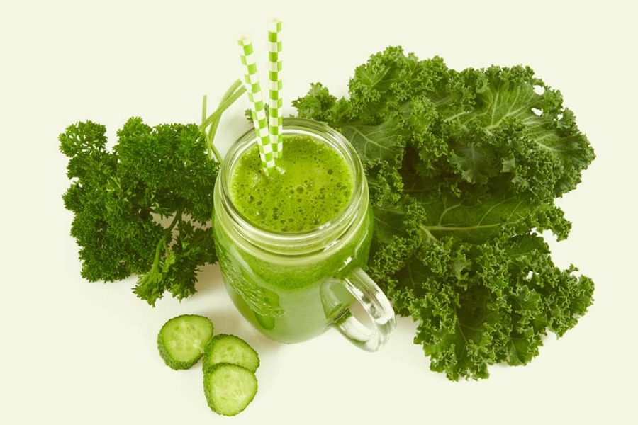 Manage Hypothyroidism with Green Juice