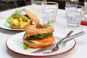 Salmon Burger for Uterine Fibroid