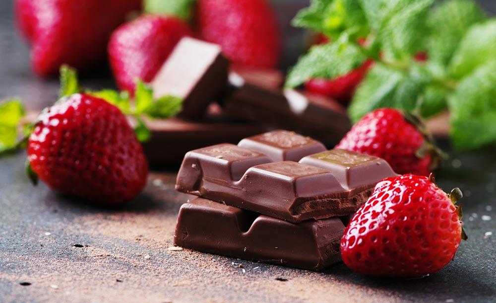 Strawberry Chocolate for Uterine Fibroids