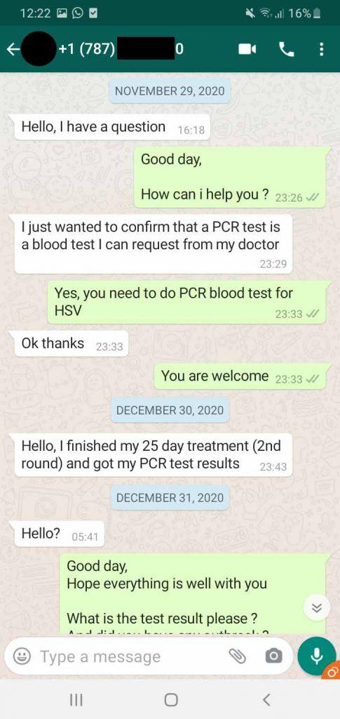 Overcoming Genital Herpes Entirely
